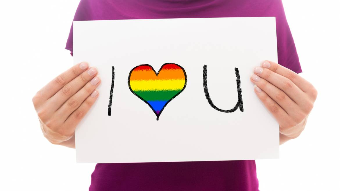 LGBTQ Respect: Be an Ally!