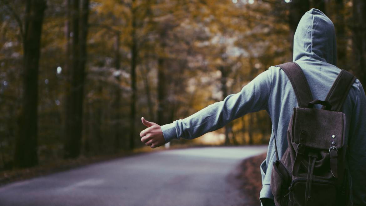 3 things to do instead of running away